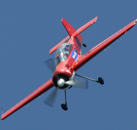 Letecká show Chotěboř 2014