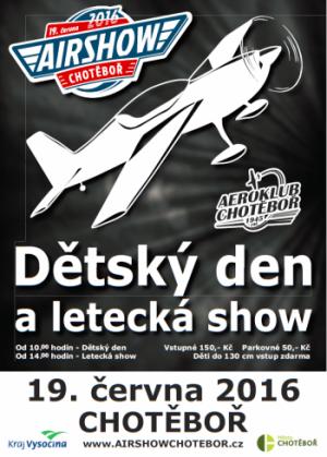 Letecká show 2016